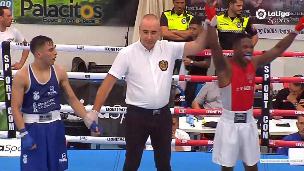 El debutante Wilson Tavares Sousa alcanzó un importante triunfo ante el